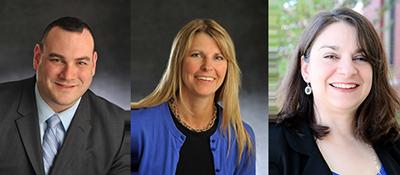 Craig H. Handler, Karen A. Hoeg and Bernadette Tuthill