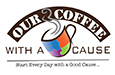 Our Coffee with a Cause border=