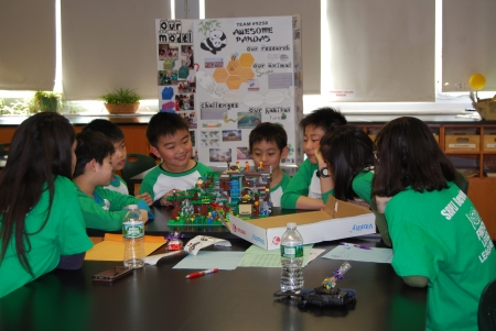 Elementary School Students Prepare for Three FIRST® LEGO® League Jr. Expos Taking Place at Mineola and Longwood High Schools