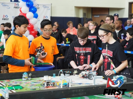 FIRST® LEGO League Qualifiers are Set to Begin Across Long Island