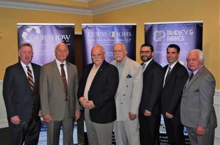 "Dr. John T. Tanacredi Speaks on ""Our Coastlines Under Siege"" at LIMBA Meeting"