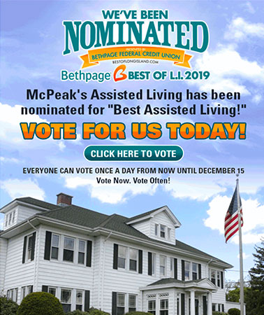 McPeaks Assisted Living: Email