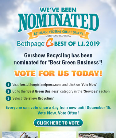 Gershow Recycling: Email