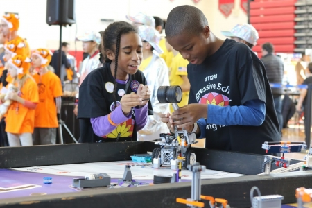 Thirty-Nine Local FIRST® LEGO League Teams Head to Long Island Championship