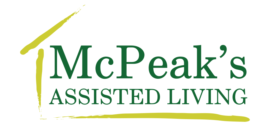 McPeaks Assisted Living: Logo