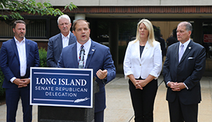 NY Leader Rob Ortt & Republican Lawmakers: One-Party Rule Flunks Public Safety Test