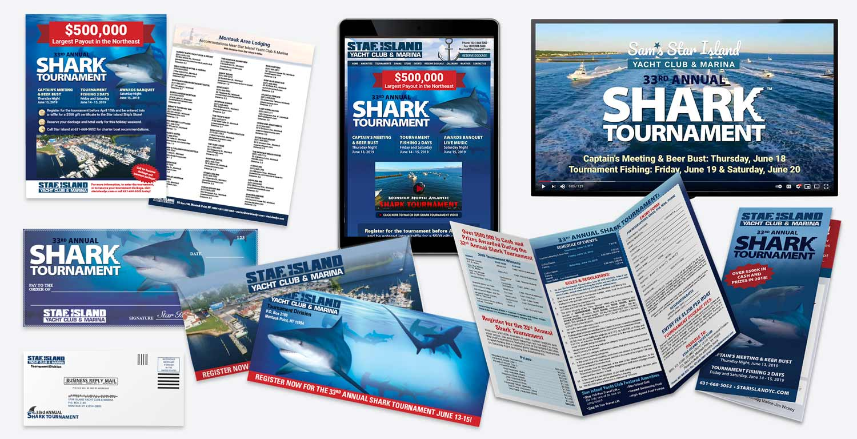 Event Marketing - Star Island Yacht Club Shark Tournament